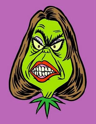 Grinch Smile Teeth Her name is greta grinch...