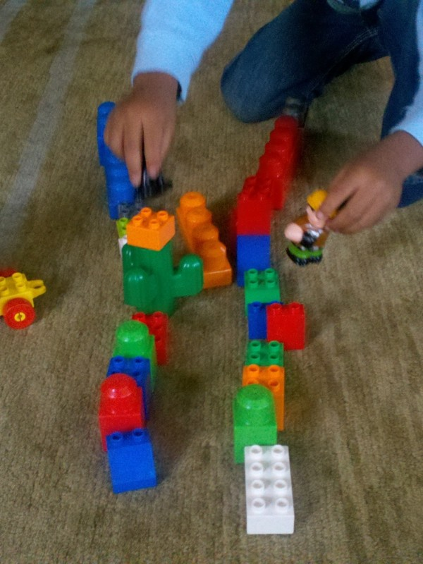 Lego wipeout course2